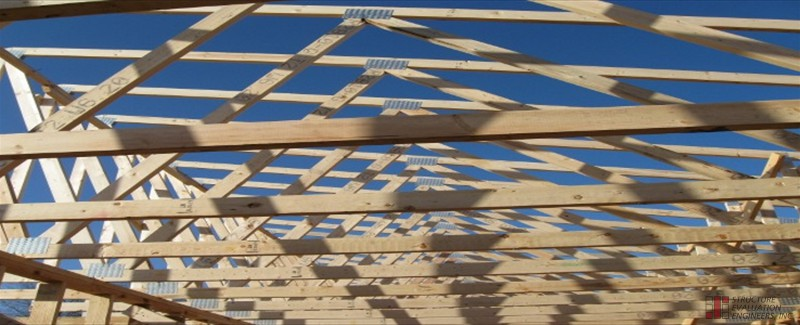 New Wood Trusses