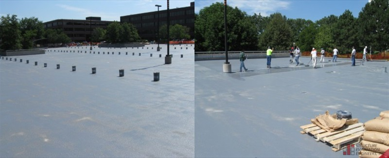 Waterproofing Membrane Repairs